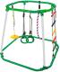 Детский спортивный комплекс Формула здоровья Калейдоскоп-U (зеленый/белый) -