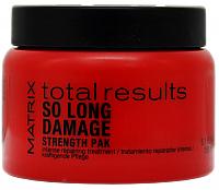 Маска для волос MATRIX Total Results So Long Damage Strength Pak (150мл) -