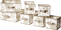 Набор коробок для хранения Ikea Гарнитур 103.804.91 -
