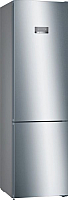 Холодильник с морозильником Bosch KGN39VL22R -