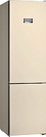 Холодильник с морозильником Bosch KGN39VK22R -