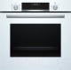 Электрический духовой шкаф Bosch HBG537NW0R -