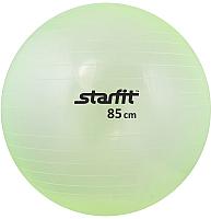 Фитбол гладкий Starfit GB-105 (85см, зеленый) -