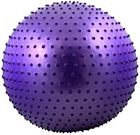 Фитбол массажный Starfit GB-301 (75см, фиолетовый) -