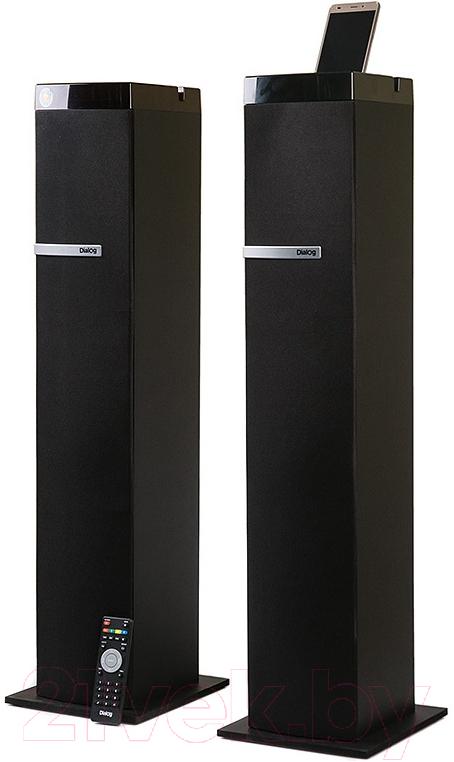 Купить Мультимедиа акустика Dialog, Progressive AP-2100 (черный), Китай