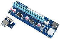 Адаптер Cablexpert RC-PCIEX-03 -