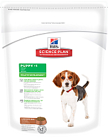 Корм для собак Hill's Science Plan Puppy Healthy Development Lamb Rice (1кг) -