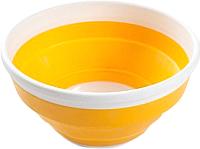 Складная миска Berossi Compact ИК 22334000 (желтый) -