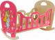 Сборная игрушка Woody Кроватка-качалка / 01973 -