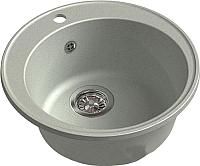 Мойка кухонная GranFest Quarz GF-Z08 (серый) -