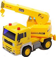 Радиоуправляемая игрушка Big Motors Автокран / WY1510D -