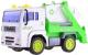 Радиоуправляемая игрушка Big Motors Мусоровоз / WY1520B -
