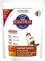 Корм для кошек Hill's Science Plan Adult Hairball Control (0.3кг) -