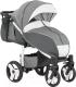 Детская прогулочная коляска Camarelo Elf (XEL-6) -