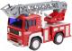 Автомобиль игрушечный Big Motors Пожарная машинка / WY550B -