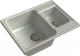 Мойка кухонная GranFest Quarz GF-Z09 (серый) -