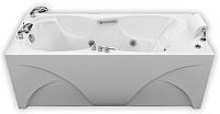Ванна акриловая Triton Персей 190x90 Люкс (с гидромассажем) -