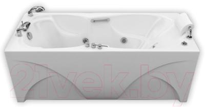 Ванна акриловая Triton Персей 190x90 Люкс (с гидромассажем)