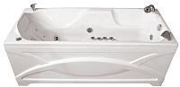 Ванна акриловая Triton Диана 170x75 Базовая (с гидромассажем) -