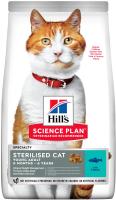Корм для кошек Hill's Science Plan Young Adult Sterilised Cat Tuna (1.5кг) -