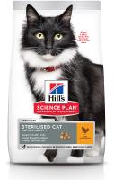 Корм для кошек Hill's Science Plan Mature Adult 7+ Senior Sterilised Cat Chicken (0.3кг) -