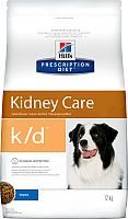 Корм для собак Hill's Prescription Diet Kidney Care k/d (12кг) -