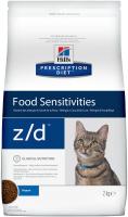 Корм для кошек Hill's Prescription Diet Food Sensitivities z/d Original (2кг) -