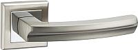 Ручка дверная Lockit Виола AL SN/PC -