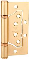 Петля дверная Lockit MSF10075-2BB SB -