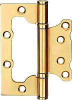 Петли дверные Lockit MSF10060-2BB SB 100x60 -