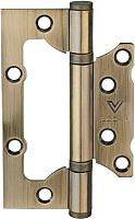 Петля дверная Lockit MSF10060-2BB AB 100x60 -