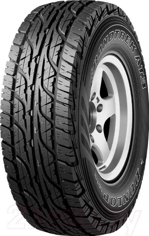 Купить Летняя шина Dunlop, Grandtrek AT3 245/65R17 107H, Таиланд