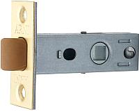 Защелка врезная Arni 100 SG квадратная (пластик) -