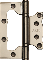 Петля дверная Arni 100x75 CP -