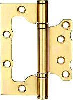 Петля дверная Arni 100x75 SB (накладная) -