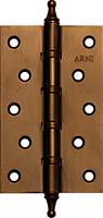 Петля дверная Arni MS5030C-4BB MAB 125x75 -