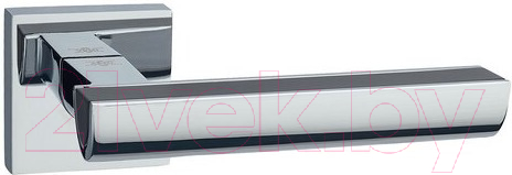 Купить Ручка дверная Arni, Каскад PC/Black / Z1939E15, Китай