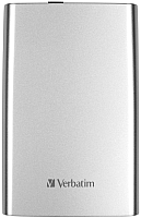 Внешний жесткий диск Verbatim Store 'n' Go USB 3.0 1TB Silver (53071) -