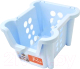 Корзина Berossi Rio ИК 24008000 (голубой) -