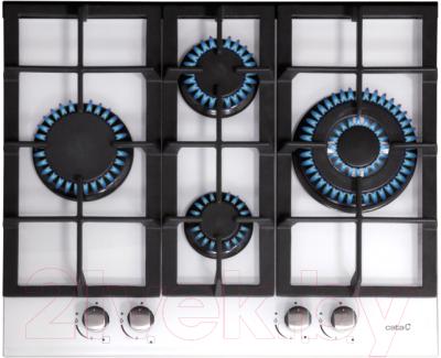 Газовая варочная панель Cata LCI 6031 A WH/A