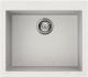 Мойка кухонная Elleci Quadra 105 Bianco Titano G68 / LGQ10568 -
