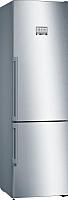 Холодильник с морозильником Bosch KGF39PI3OR -