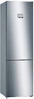 Холодильник с морозильником Bosch KGN39HI3AR -