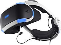 Шлем виртуальной реальности Sony PlayStation + шлем VRt+VR Worlds+ камера v2 (PS719982067) -