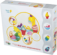 Набор для творчества Genio Kids Магазин мороженого TA1035V -