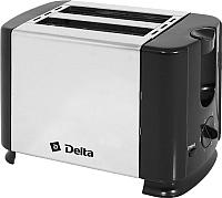 Тостер Delta DL-61 (черный) -