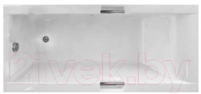 Ванна акриловая Triton Александрия 150x75 Базовая (с гидромассажем)