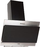 Вытяжка декоративная Zorg Technology Lana 700 M (60, нержав. сталь/черное стекло) -