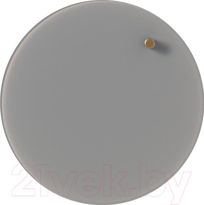 Купить Магнитно-маркерная доска Naga, Nord Grey 70210 (25см, круглая), Дания