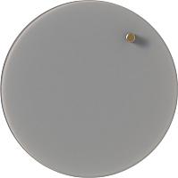 Магнитно-маркерная доска Naga Nord Grey 70210 (25см, круглая) -